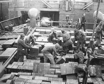 WWII England Invasion Preparations