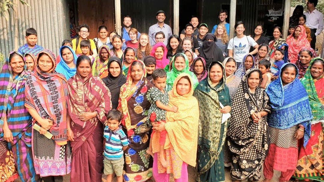 Local group raising money for Bangladesh as country grapples with two crises