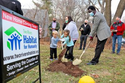 Habitat lot dedication