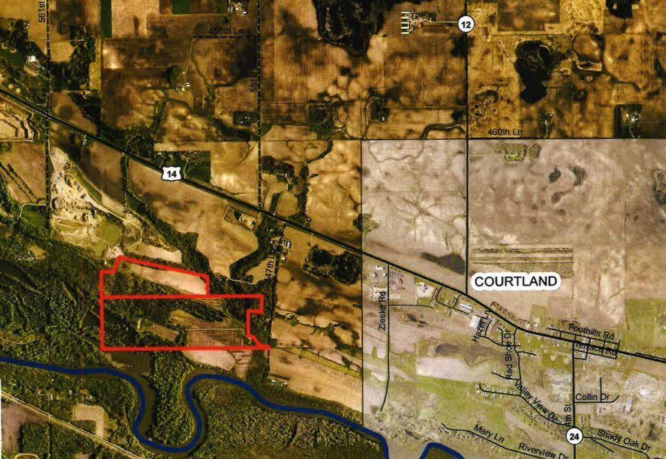 River Ridge Shooting Club Map