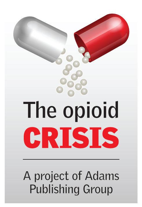 Opioid series logo