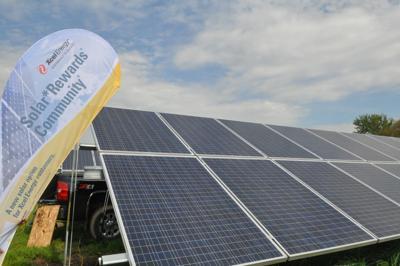 Solar panels Kasota