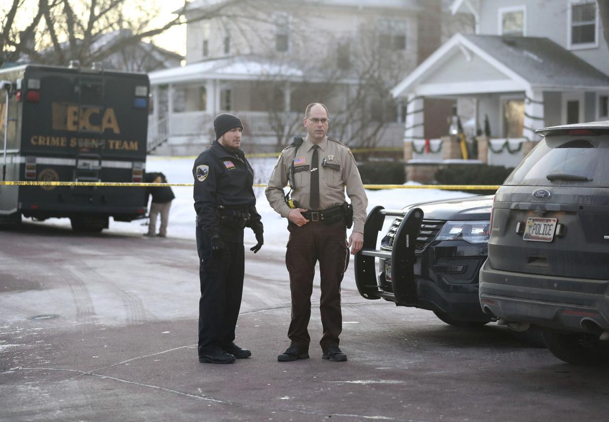 Officer Shot Minnesota