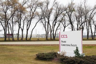 Former Prairie Correctional Facility