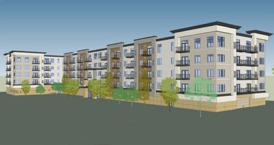 Straight River apartment project questioned, but gets