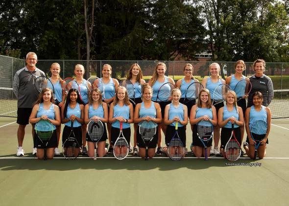 TCU girls tennis moves from Class A to AA