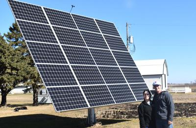 Solar on the farm