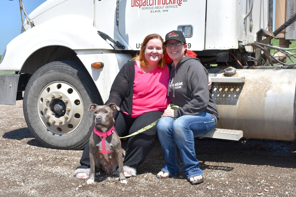 Dispatch Trucking: a place for truckers, dogs | News | southernminn com