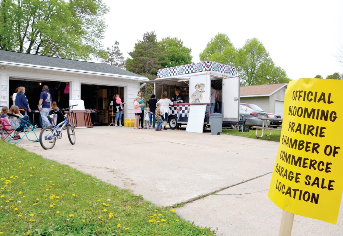 Blooming Prairie Citywide Garage Sales Slated For Mother S Day