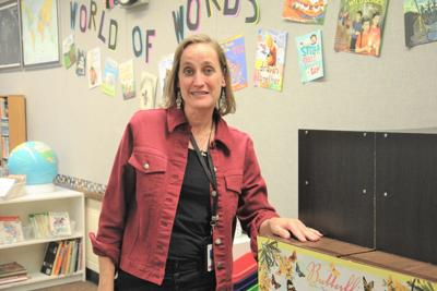 Teacher of The Year 1