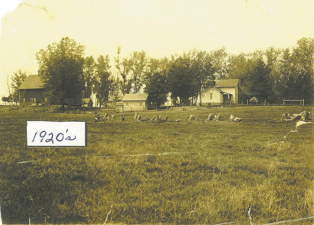 Wenzel Family Farm 1920s