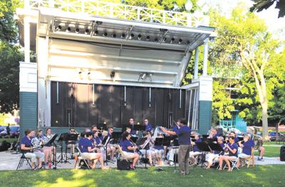 Owatonna Community Band preview