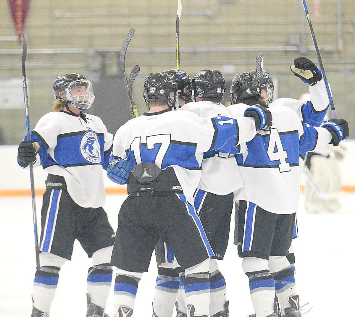 DRAMA ON ICE: Owatonna pulls off thrilling 3-2 victory over Farmington