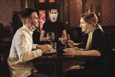Restaurant masks
