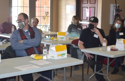 Lunch and Learn Guests