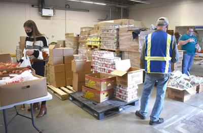 COVID-19 continues to increase demand for emergency food access
