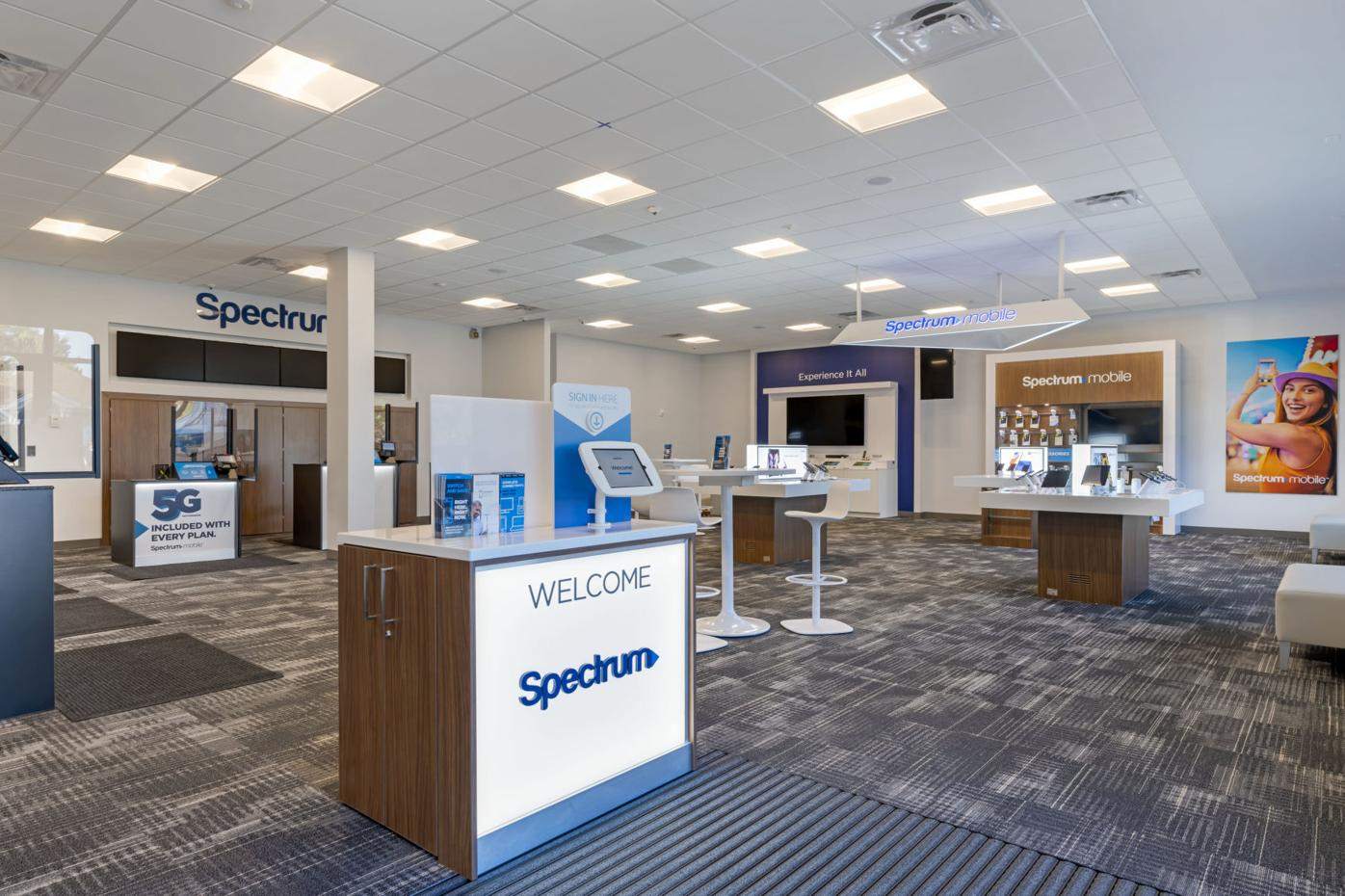 New Spectrum store