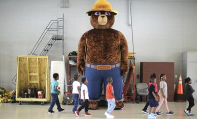 Smokey The Bear Anniversary