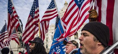 Electoral College Protests Minnesota