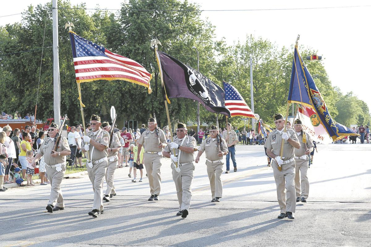 Medford residents, visitors take to the streets for Straight River Days Parade