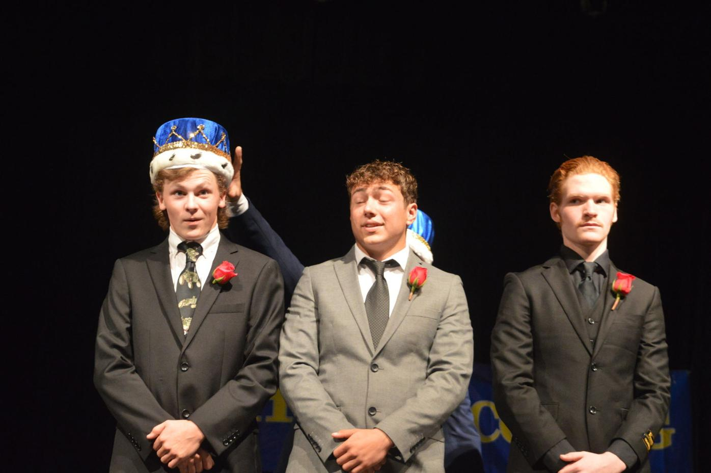 Keegan Straub crowned
