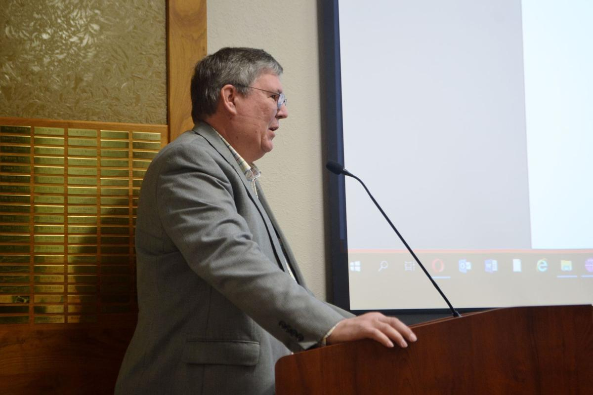 Change, expansion and disappointment all part of Rep. Petersburg's legislative update