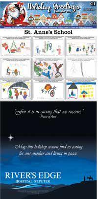 Le Sueur County Holiday Greetings 2019