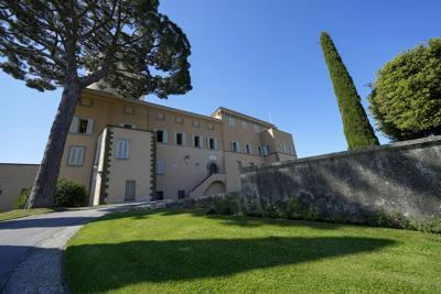 Vatican Castel Gandolfo Photo Gallery