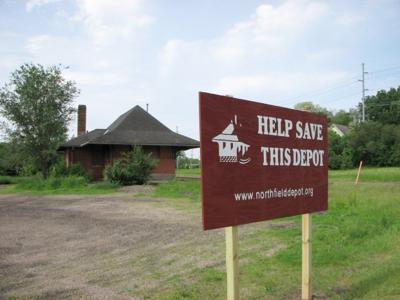 Save the Northfield Depot
