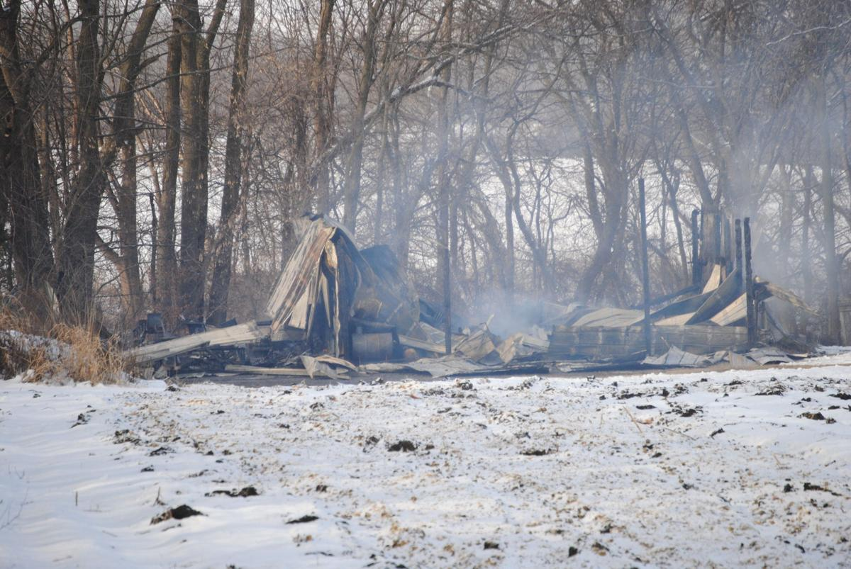 faribault fire wood burning stove likely the cause of early