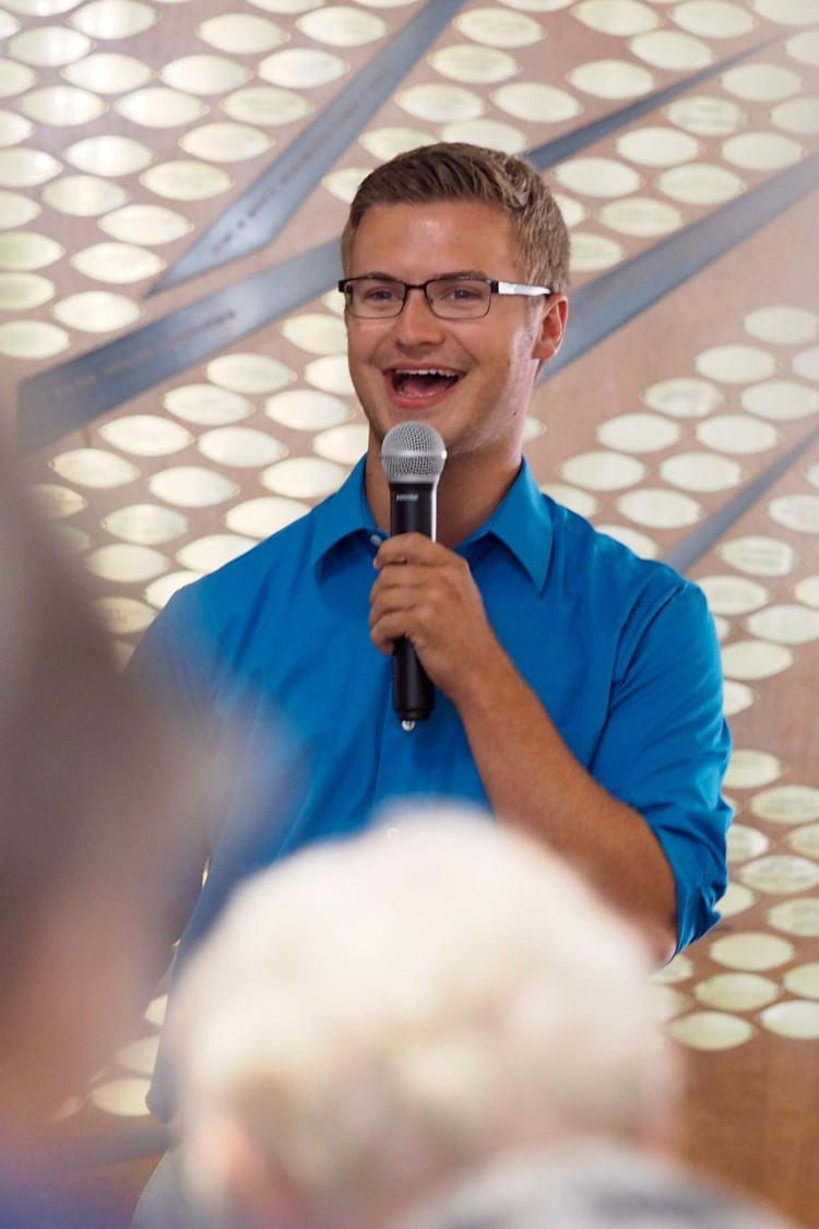 Waseca High school welcomes new band director