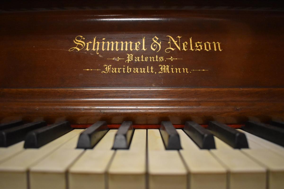verti-grand piano