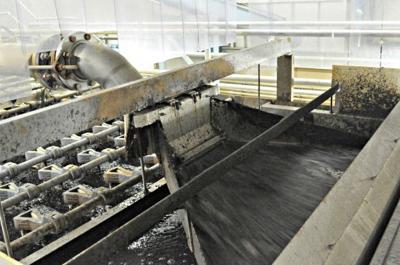 Northfield's wastewater treatment plant
