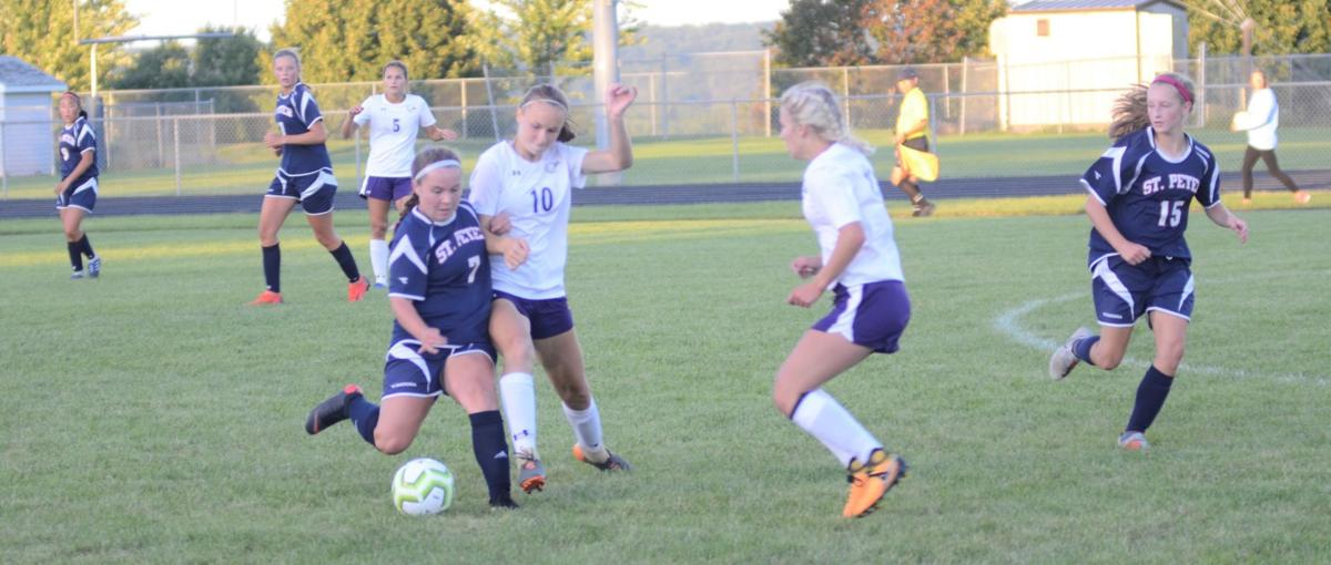 New Ulm ties Saints girls soccer 1-1 in overtime | Sports