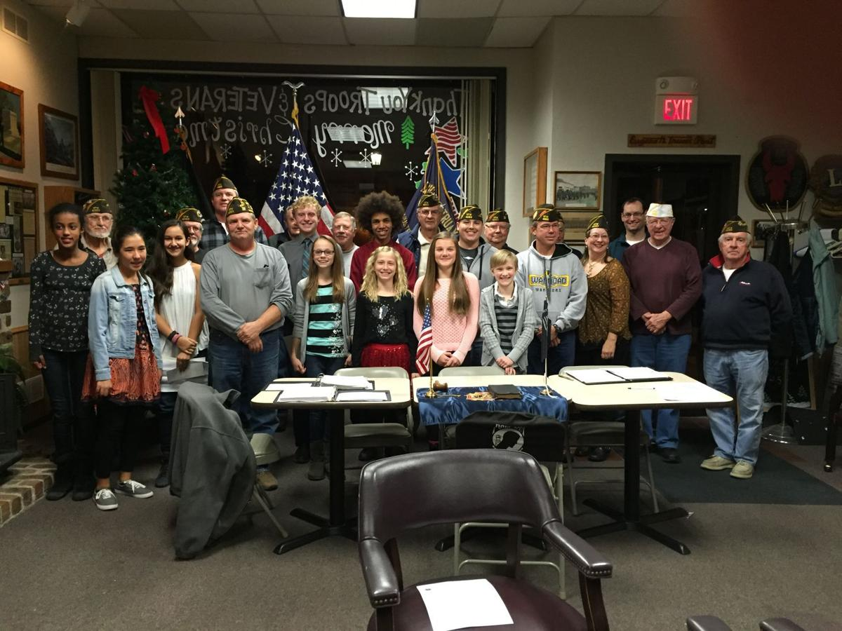 Patriotism Essay Contest Kickoff     Fall        Pilot Club of