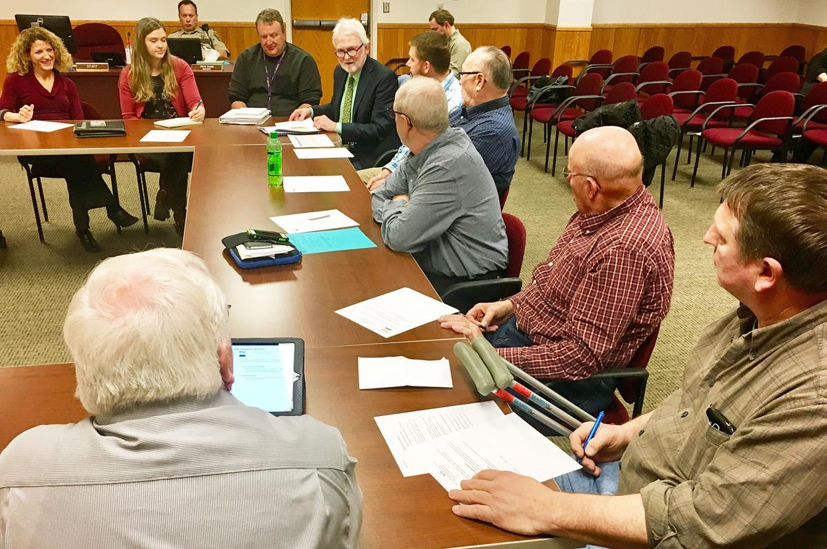 Comp plan committee wants Rice County ag to remain strong