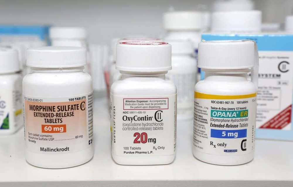 Study: Emergency departments are prescribing opioids the right way