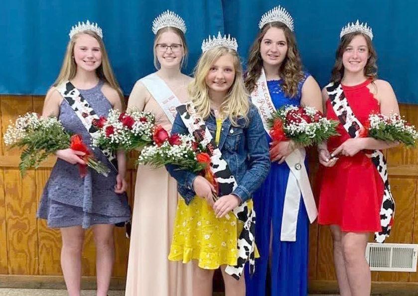 Rice County princesses