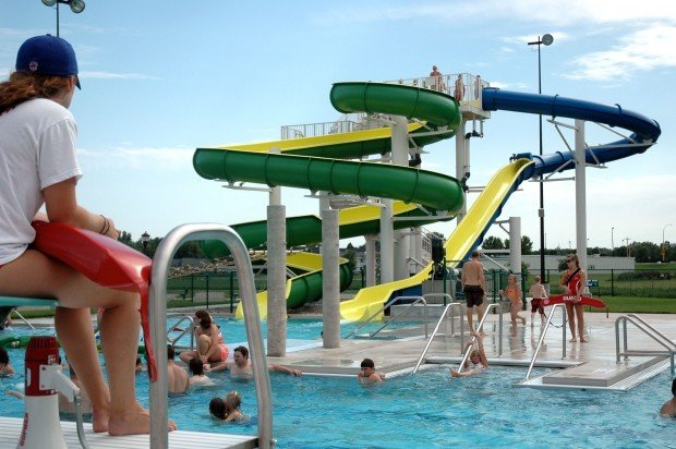 Waseca water park falls behind area parks and pools news - Northfield swimming pool timetable ...