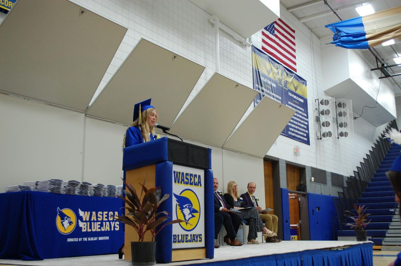 Gabriela Rodriguez class speaker
