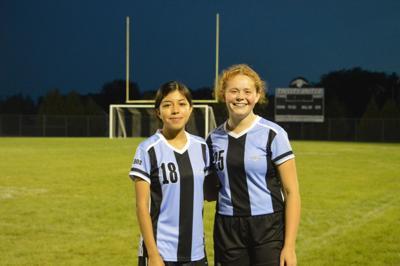 TCU Soccer team captains