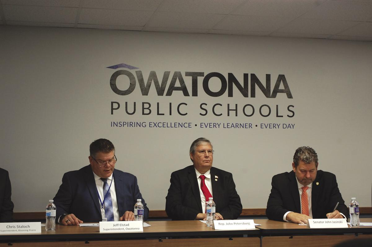 Statewide tax credit aims to lower farmers' share of school building bonds
