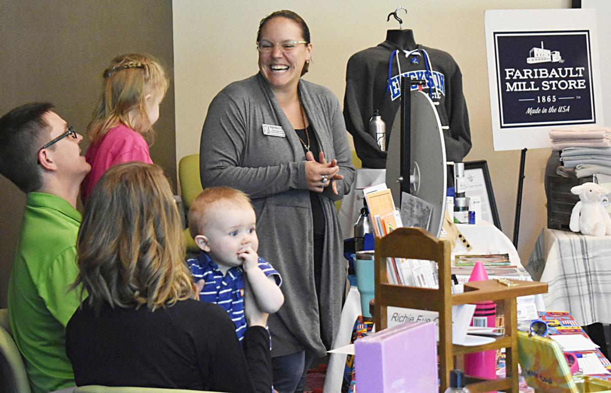 Babes in Faribault brings services for moms together in one building