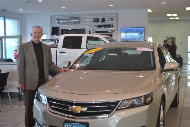 harry brown celebrates 50 years selling vehicles in faribault