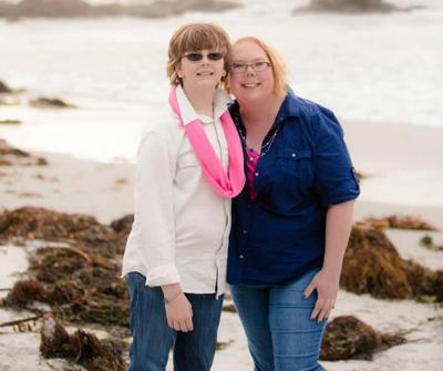 Anna and Kirsten Grunnet