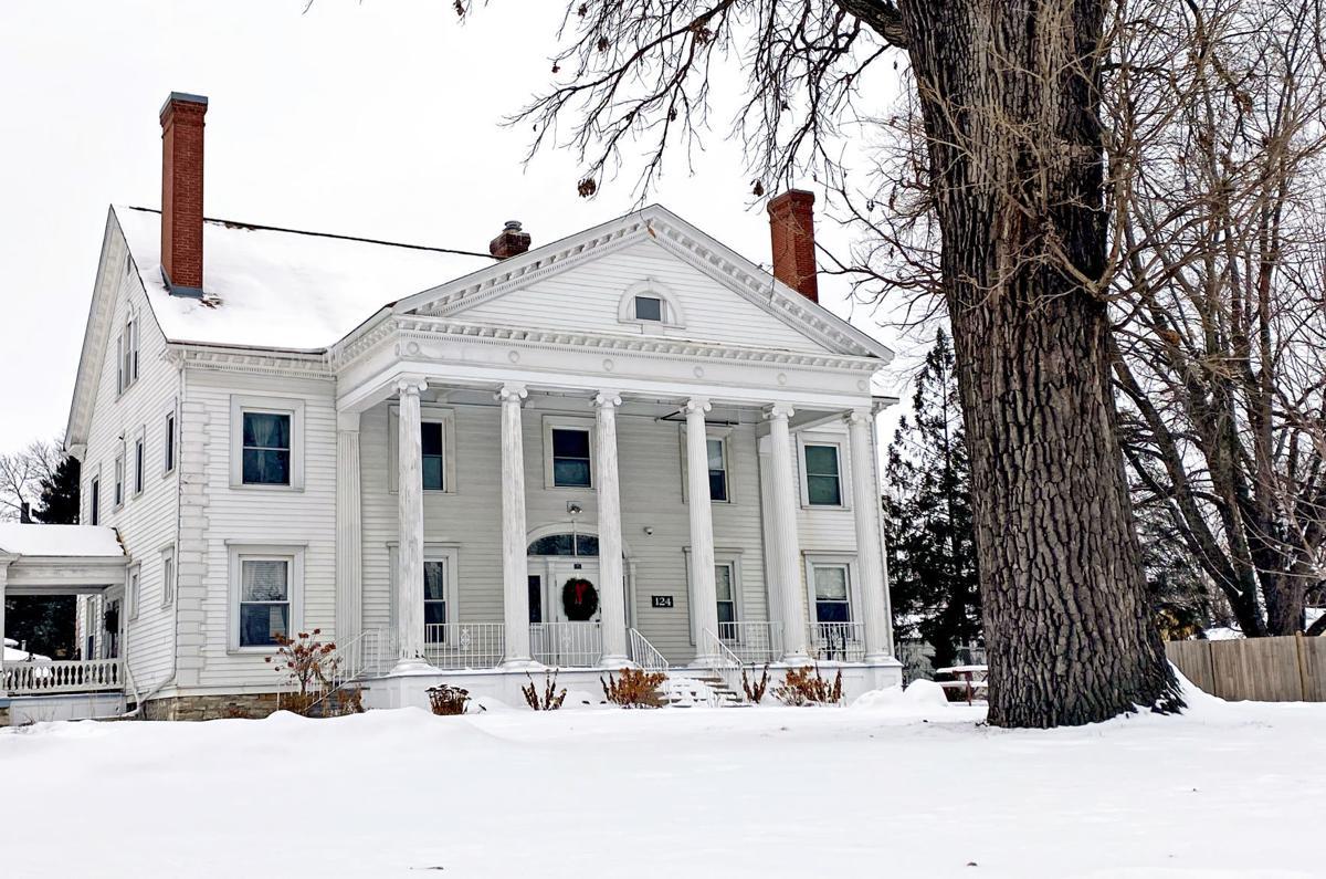 Cassius Buck House
