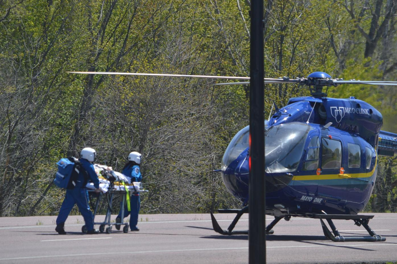 Mayo Clinic Helicopter 1