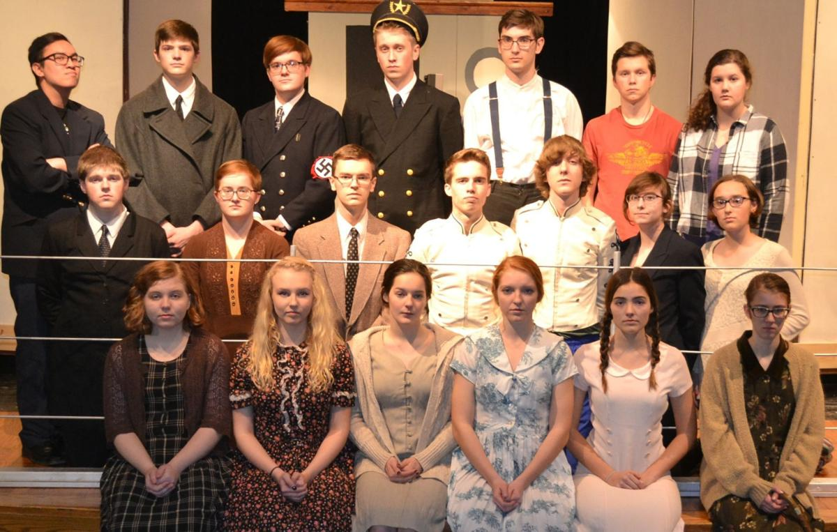 St  Peter High School thespians prepare for one-act play
