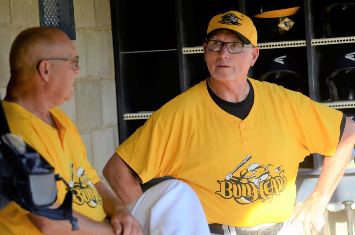 Baseball veterans