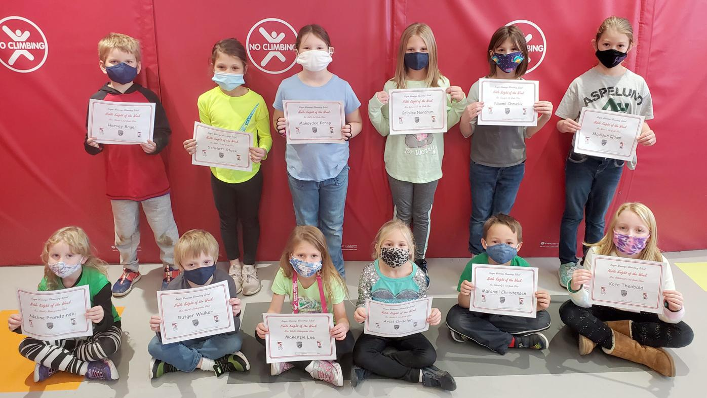 Noble Knights of the Week - November 13, 2020 A